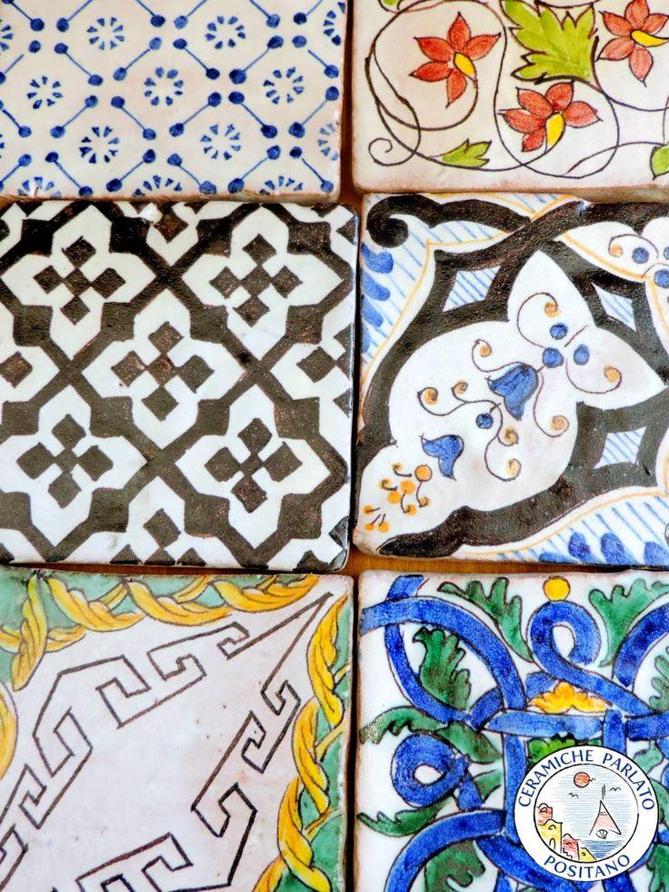 Portate in casa l'atmosfera mediterranea con colorate piastrelle vietresi, frutto di un minuzioso lavoro artigianale, note nel mondo per il design unico ed originale. Otterrete un ambiente di grande fascino destinato a durare nel tempo ...  http://www.ceramicpositano.com/
