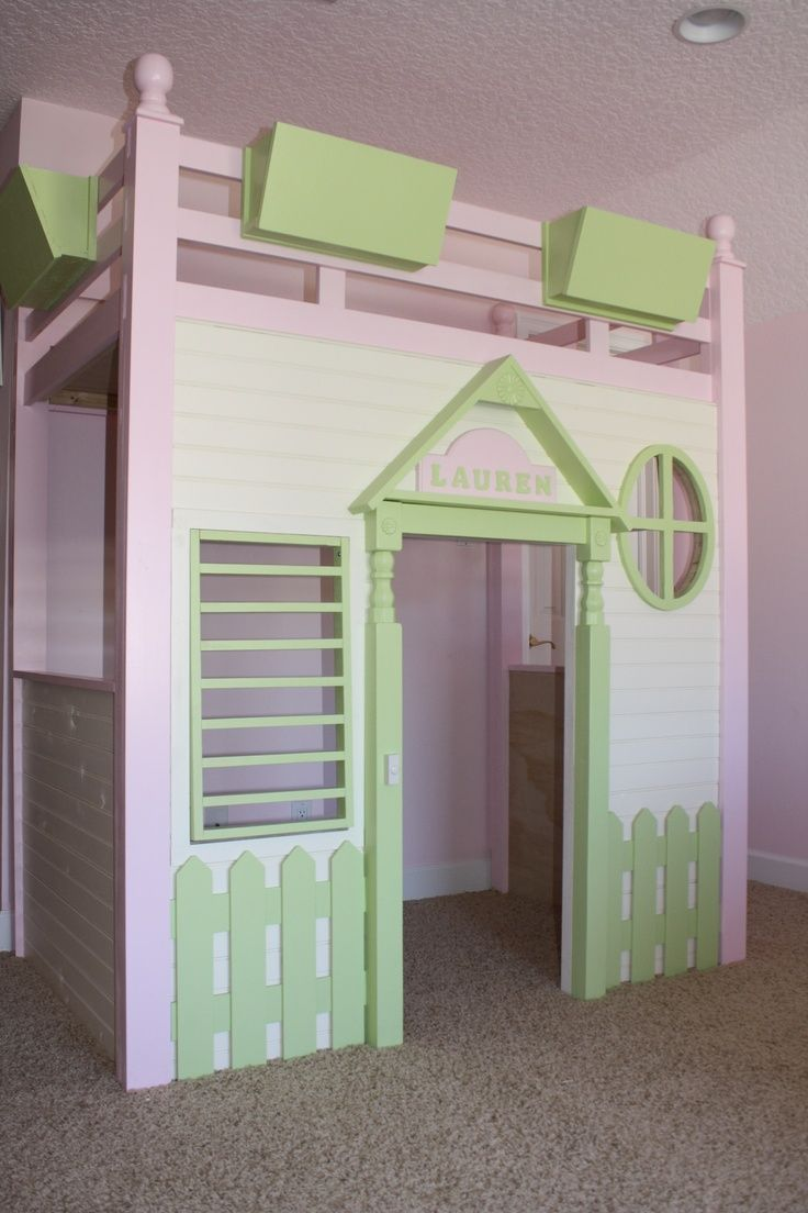 Girls Victorian Kids Room Design