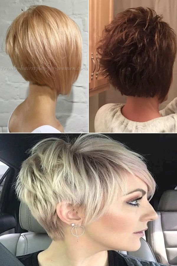 Different Short Haircuts Summer Hairstyles French Twist In 2020 Short Hair Styles Hair Styles Summer Hairstyles