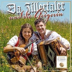 10 Jahre von Da Zillertaler und die Geigerin auf CD - Musik