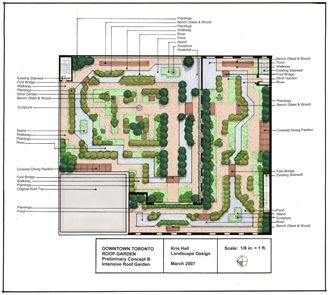 Roof Garden Plan 28 Best Roof Gardens Images On Pinterest  Landscaping Roof .