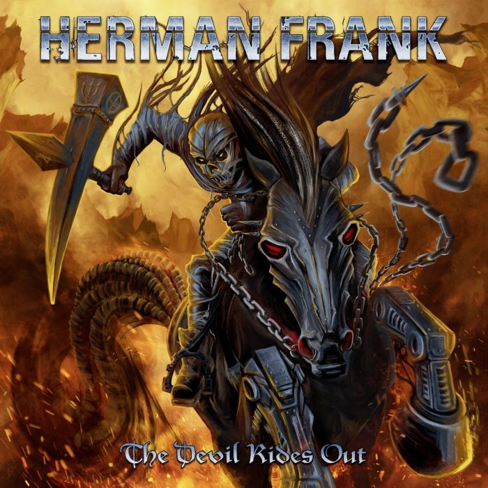 "BEHIND THE VEIL WEBZINE: HERMAN FRANK: ""The Devil Rides Out"" - on November ..."
