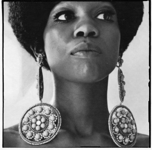 Ola Hudson, costume designer (and also the mother of Rock musician 'Slash')    (Source: lostinurbanism)