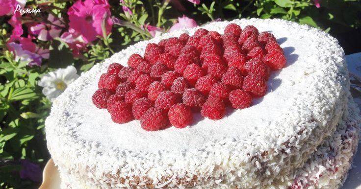 Этот торт я готовила на день рождение своей свекрови в июле. Ну разве я могла  ударить лицом в грязь?))) Готовить с кремом было нельзя, ...