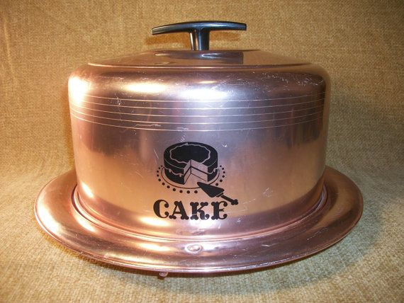 Covered Cake Server Latching Plate and Dome by TKSPRINGTHINGS $21.95 & 54 best Cake plates and covers images on Pinterest | Cake plates ...