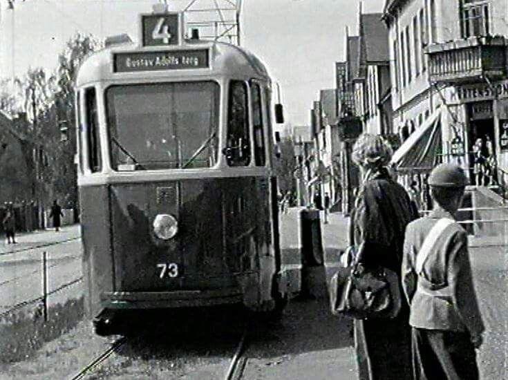 Spårvagn linje 4