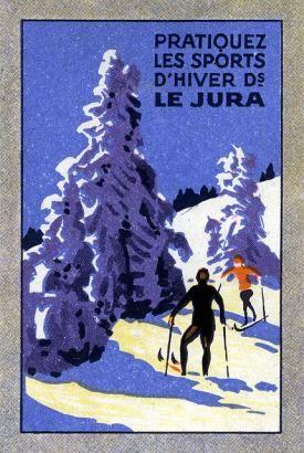 Mémoires d'Ici - Dossiers web - BONNE NEIGE, BELLE GLACE Le tourisme hivernal dans le Jura bernois de l'époque des pionniers aux années soixante