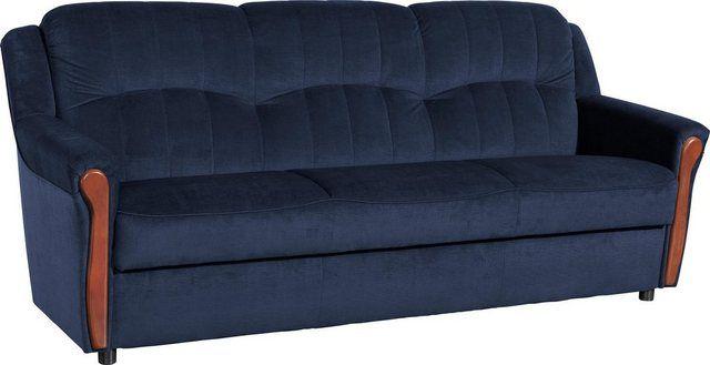3 Sitzer Trier Inklusive Bettfunktion Bettkasten Breite 206 Cm Furniture Sofa Couch