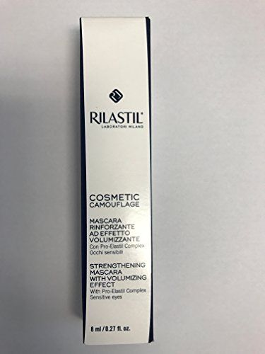 Rilastil Mascara With Volumizing Effect-Deep Black -- This is an Amazon Associate's Pin. View the item in details on Amazon website by clicking the image
