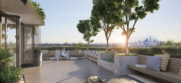 the banks rooftop apartment off the plan development