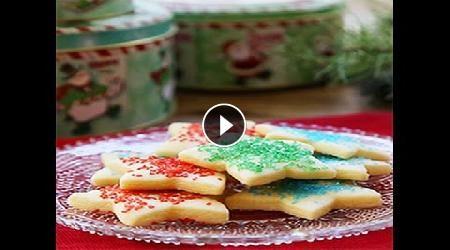 Biscotti di Natale - La videoricetta