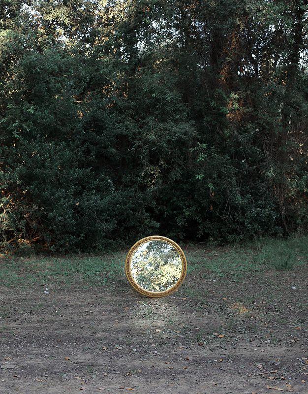 minimalism mirror