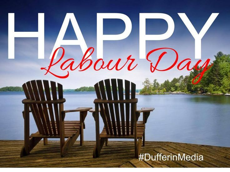 Image result for Happy Canadian Labour day weekend