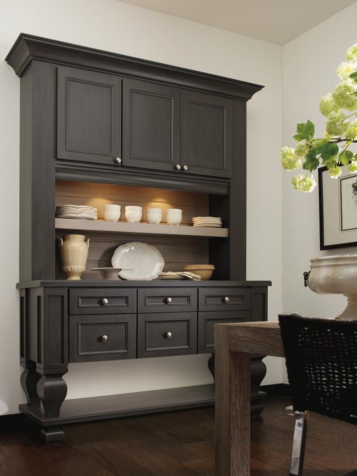 93 best images about other room cabinetry on pinterest for Elegant taupe paint