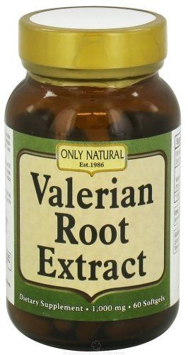 """Only Natural – Valerian Root Extract 1000 mg. – 60 Softgels       Famous Words of Inspiration...""""Invest three percent of your income in yourself (self-development) in order to guarantee your future.""""   Brian Tracy — Click here... more details at http://supplements.occupationalhealthandsafetyprofessionals.com/herbal-supplements/valerian/product-review-for-only-natural-valerian-root-extract-1000-mg-60-softgels/"""