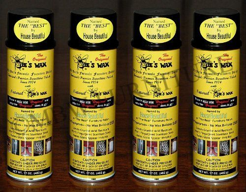 spray wax furniture polish 2