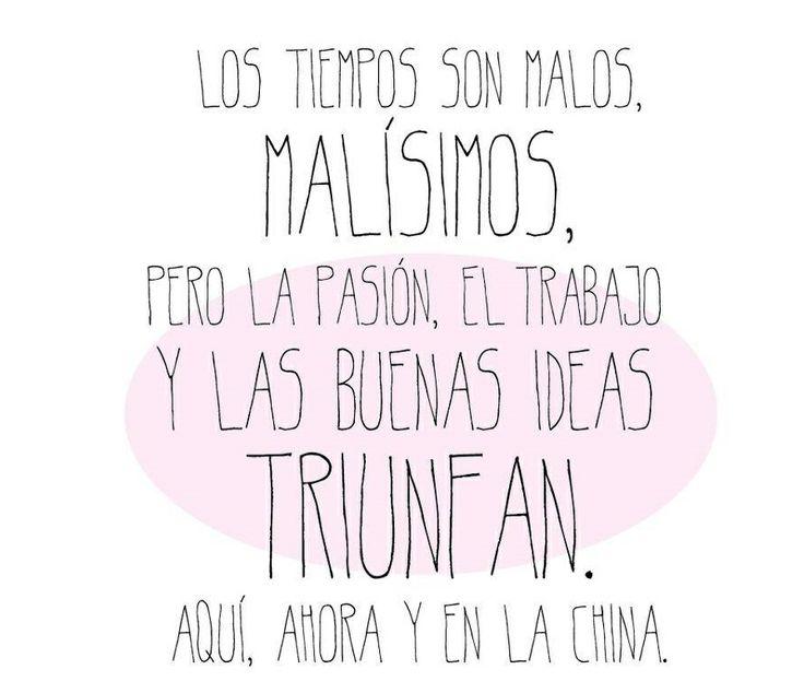 Mejores 11 imágenes de Frases en Pinterest   Frases en español ...