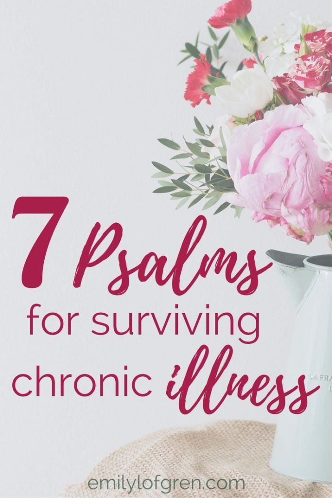 Living With Chronic Illness—Can the Bible Help? | Bible ...