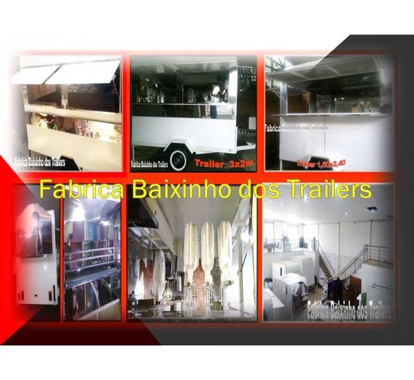 trailer foodtruck venda de fabrica