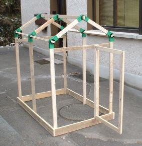 die besten 25 tomatenhaus selber bauen ideen auf. Black Bedroom Furniture Sets. Home Design Ideas