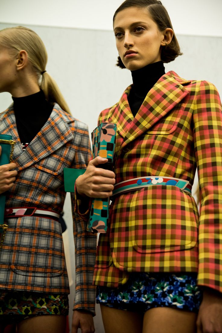 Miucci Prada Reinterprets Her Greatest Hits for Spring 2017 Photos | W Magazine