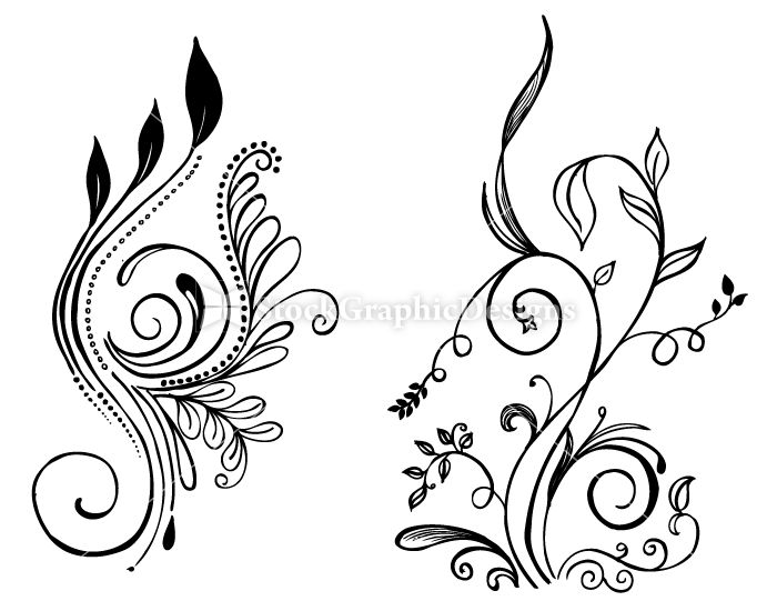 How To Do Line Design Art : Simple flower line drawings google search