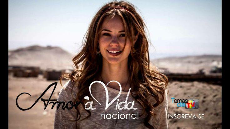 """Trilha Sonora Nacional da Novela """"Amor à Vida""""   CD Completo"""