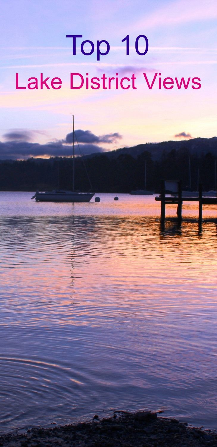 Top 10 views of the Lake District in Cumbria, England - photo by Zoë Dawes www.thequirkytraveller.com