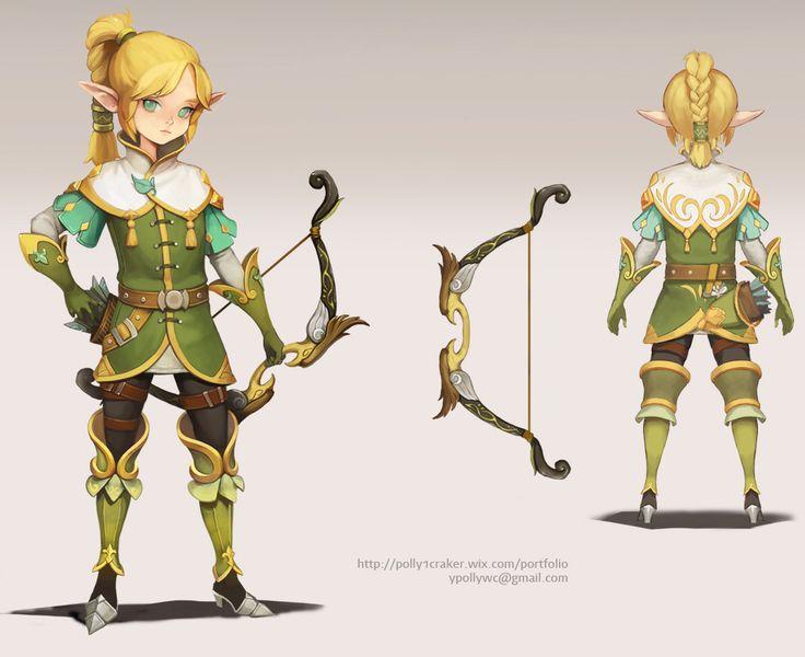 Elf Archer-jera-y