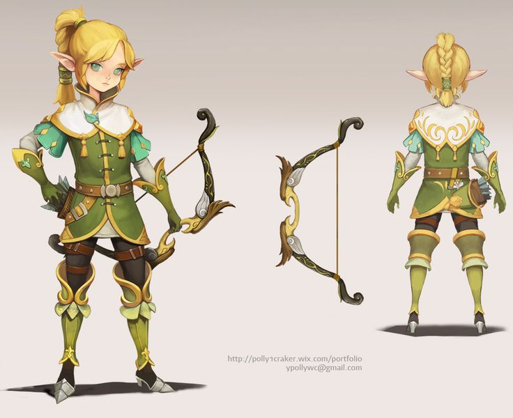 Elf Archer-jera-y