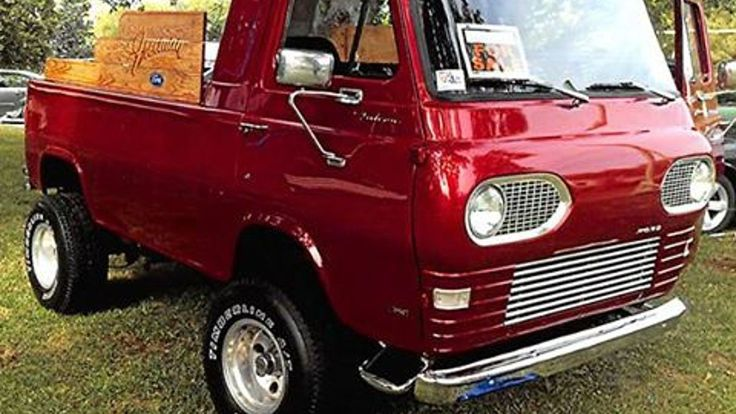 1964 Ford Econoline Pickup For Sale Near Wilkes Barre