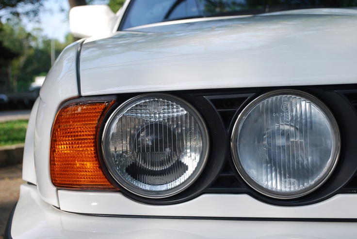 BMW E34 520i | Autosavant