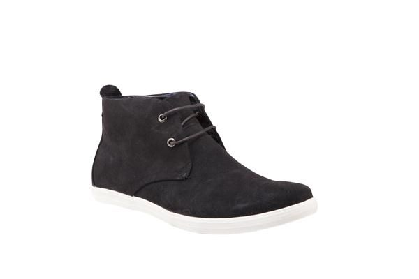 Kyle suede shoes from Overland