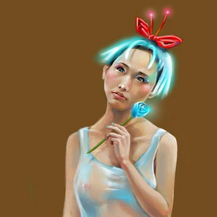 Blue girl v2