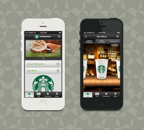 how to find starbucks card pin on app