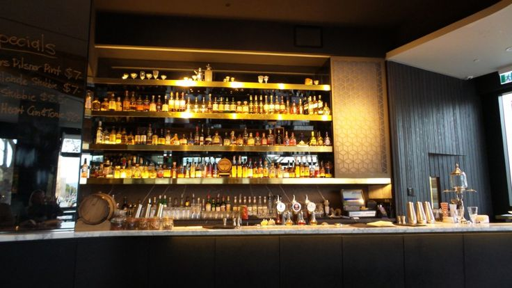The Collins Bar at the Hilton Adelaide Hotel, South Australia