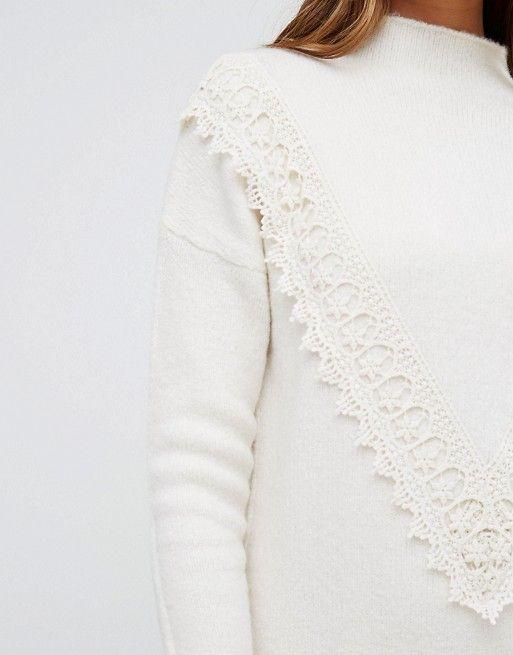 Vero Moda | Vestido estilo jersey de corte extragrande de Vero Moda