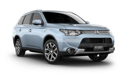 Outlander PHEV - Hybrid SUV - Mitsubishi Motors Australia