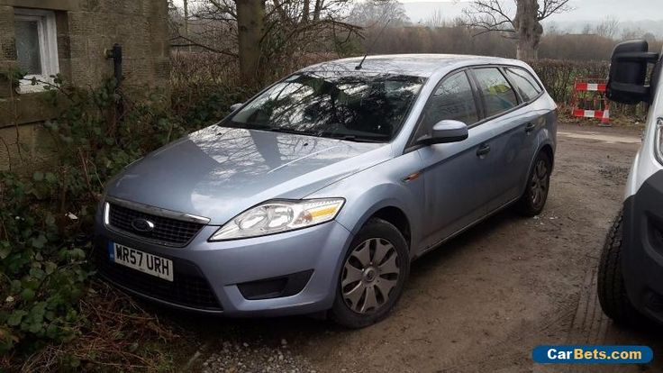 ford mondeo 1.8 tdci new shape estate  spares or repairs #ford #mondeo #forsale #unitedkingdom