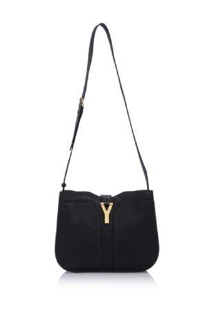 Yves Saint Laurent Chyc Medium Shoulder Bag | Rock Chic ...