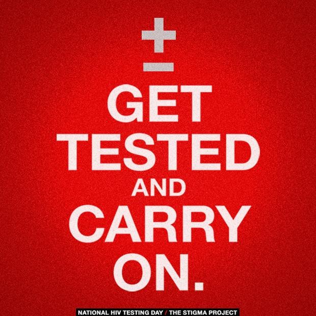 #HIV Testing Campaign Ad - The Stigma Project