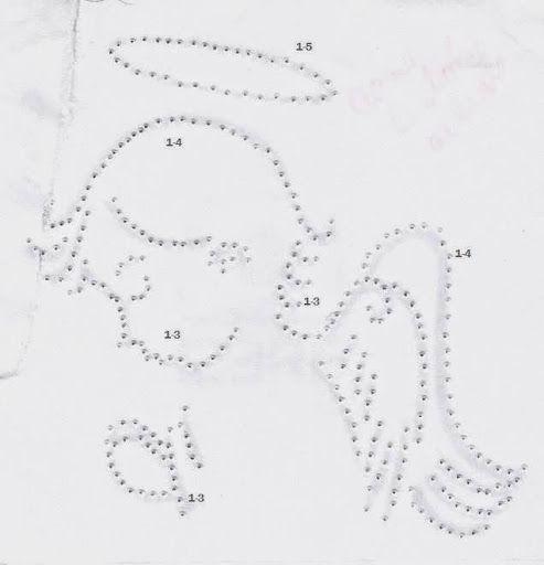 ESQUEMAS - DISEÑO BORDADO - Patricia Cubias - Picasa Web Albums