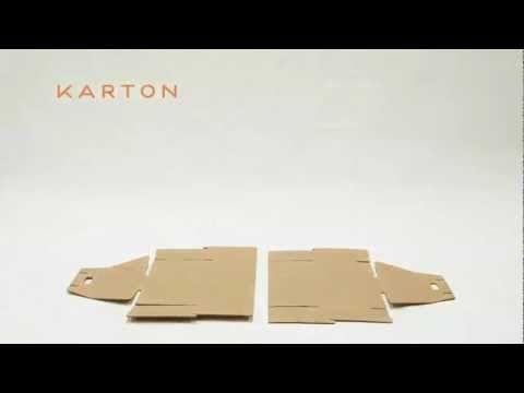 THE HEX STOOL - KARTON