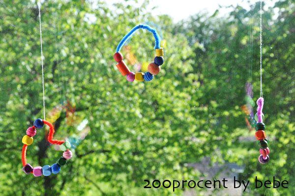 200procent: Børnekrea for de små af piberensere og perler
