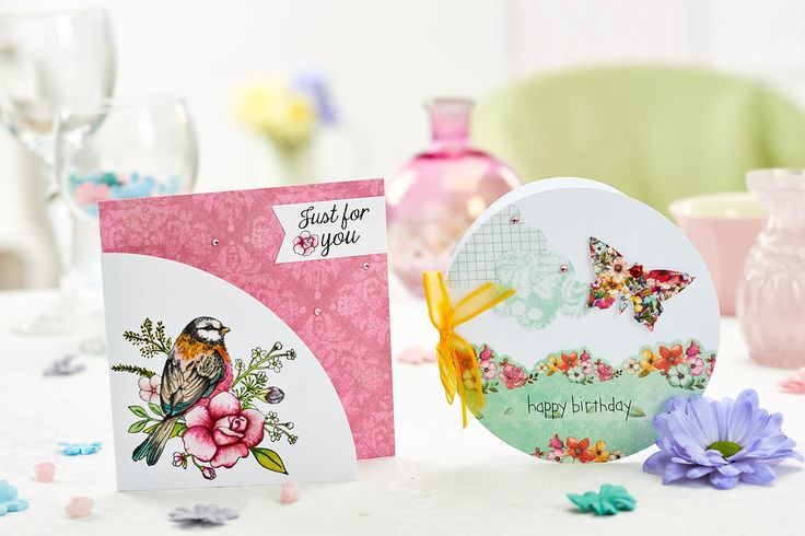 We love the Bohemian range from Dovecraft (PaperCrafter issue 84)