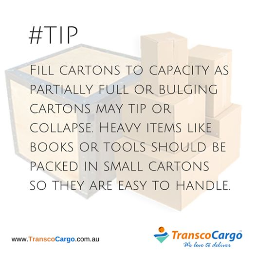 Packing boxes for storage at the #TranscoCargo warehouse?http://www.transcocargo.com.au/index/warehousing