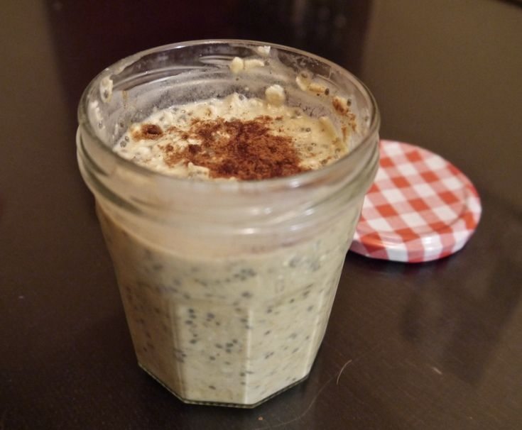 10 Single-Serve Recipes If You're Spending Thanksgiving Riding Solo overnight oats