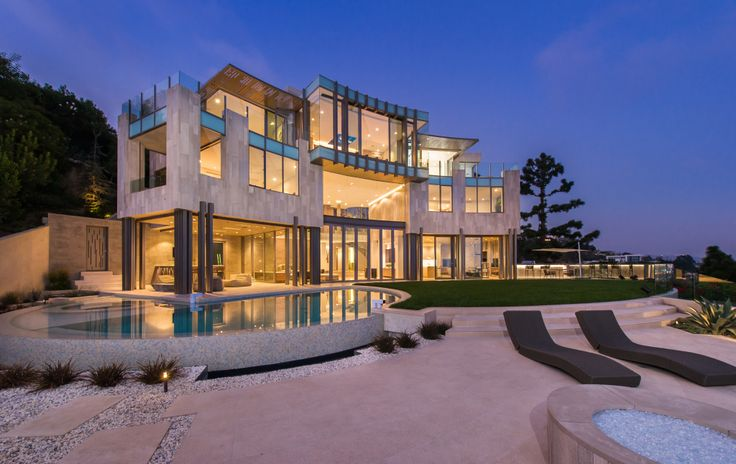 Full House creator, Jeff Franklin's, stunning estate