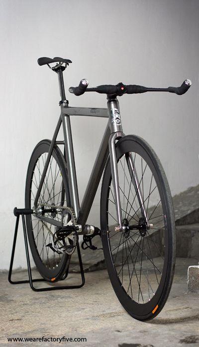 Leader Kagero frame, bike build
