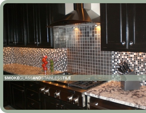CLICK HERE To Purchase 2x2 Stainless Steel $25.00/sqft. From Www.beyondtile.